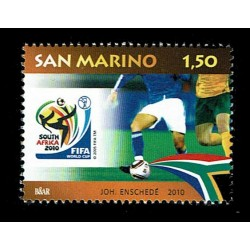 2010 San Marino Campionati mondiali calcio Sud Africa