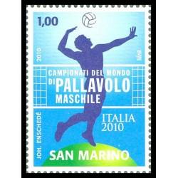 2010 San Marino Campionati mondiali pallavolo maschile