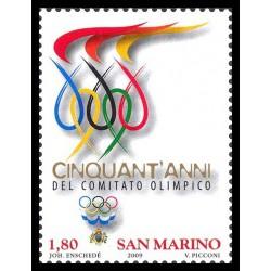 2009 San Marino comitato olimpico nazionale sammarinese