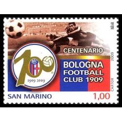2009 San Marino anniversario del Bologna football club