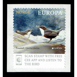 2019 Norvegia Europa uccelli Realtà aumentata unusual