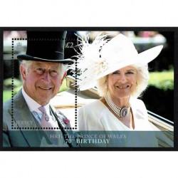 2018 Jersey compleanno principe Carlo