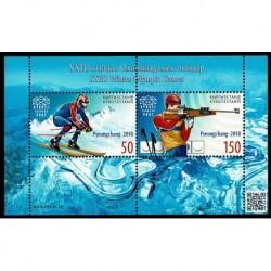 2018 Kirgyzstan Olimpiadi invernali di PyeongChang