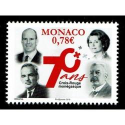 2018 Monaco Anniversario della Croce Rossa