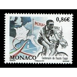 2019 Monaco Fausto Coppi Centenario della nascita