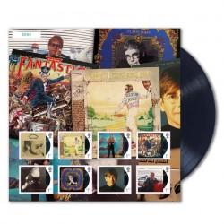 2019 Gran Bretagna Elton Johon minifoglio Album collection