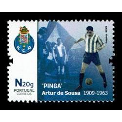 """2019 Portogallo Calcio """"Pinga"""" - Artur de Sousa"""
