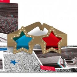 2019 Gran Bretagna Elton Johon Folder 3D Dodger Stadium