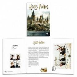 2019 Portogallo Harry Potter Presentation serie+foglietto annullati