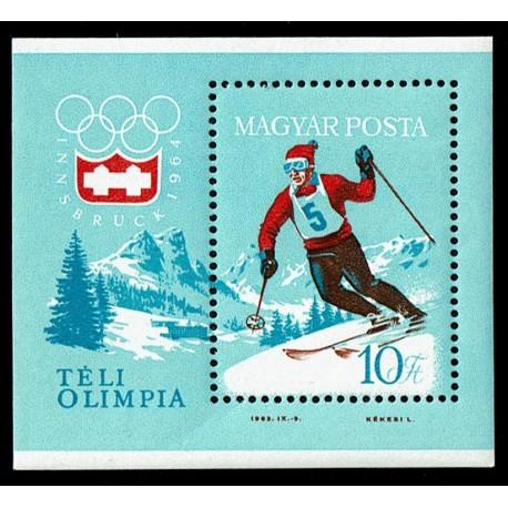 1964 Ungheria Giochi olimpici estivi Innsbruck
