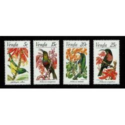 1981 Venda serie tematica Uccelli
