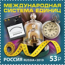 2019 Russia Sistema internazionale di unità