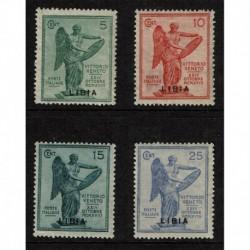 1922 Colonie Libia Anniversario della Vittoria MNH/**