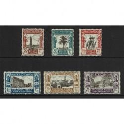 1928 Colonie Libia 2° Fiera di Tripoli MNH/**