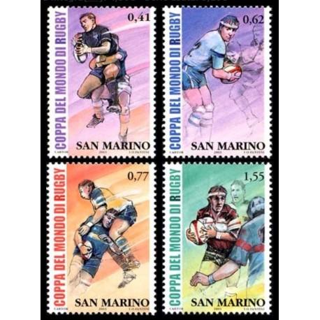 2003 San Marino Coppa del mondo di rugby