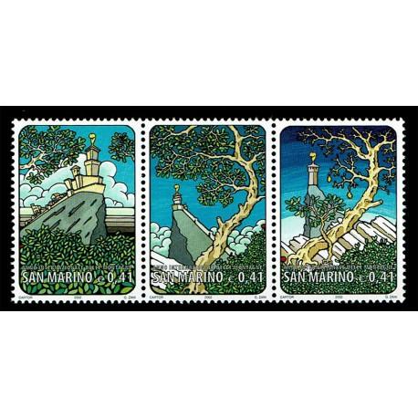 2002 San Marino Anno internazionale della montagna