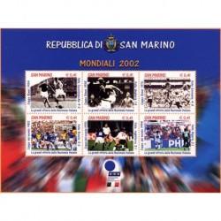2002 San Marino L'Italia ai Mondiali di Calcio