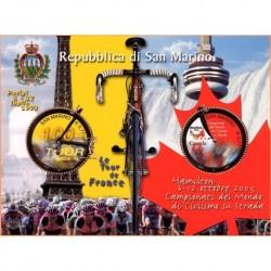 2003 San Marino Ciclismo - Tour de France e Hamilton ciclismo su strada