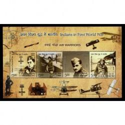 2019 India WWI Prima Guerra Mondiale - Aviatori