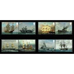 2019 Gran Bretagna la flotta della Royal Navy