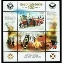 2019 Estonia 100° anniversario Vigili del Fuoco