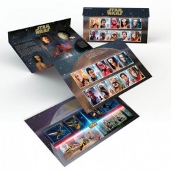 2019 Gran Bretagna Star Wars Presentation Pack