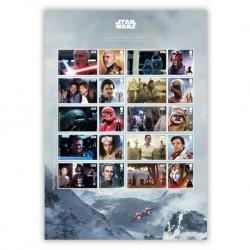 2019 Gran Bretagna Star Wars smiler da collezione