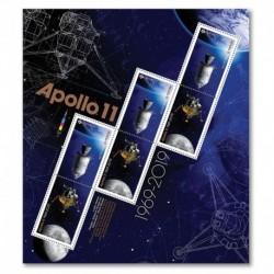 2019 Canada 50° anniversario umo sulla Luna Apollo 11