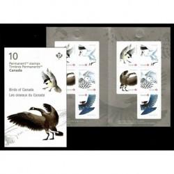 2018 Canada Libretto Uccelli