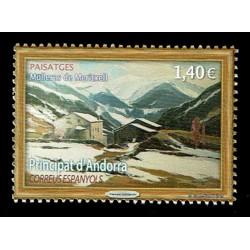 2019 Andorra Molleres de Meritxell - Dipinti