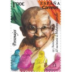 2019 Spagna 150° anniversario Mahatma Gandhi