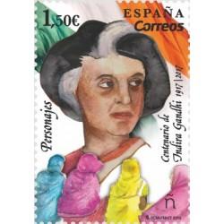 2019 Spagna Centenario di Indira Gandhi