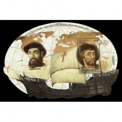 2019 Spagna congiunta Portogallo spedizione Magallanes - Elcano