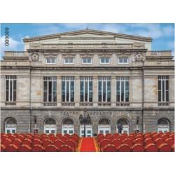 2019 Spagna teatro Campoamore di Oviedo foglietto