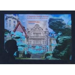 2019 Spagna Santander EXFILNA 2019 - spettacolre unusual RA + Acetato