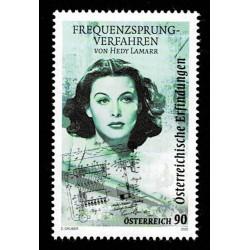 2020 Austria Hedy Lamarr attrice MNH/**