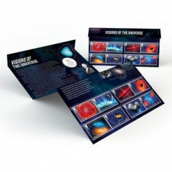 2020 Gran Bretagna Visions of the Universe Presentation Pack