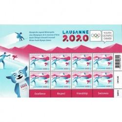 2019 Svizzera Giochi Olimpici invernali 2020