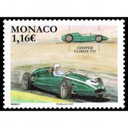 2020 Monaco Auto da Corsa Cooper Climax T53 - MNH/**