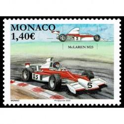 2020 Monaco Auto da Corsa MC Laren M23 - MNH/**