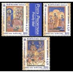 2001 Vaticano - battesimo della nazione armena