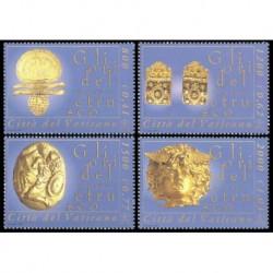 2001 Vaticano - Gli ori del museo gregoriano etrusco