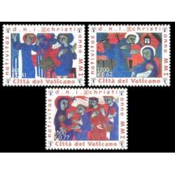 2001 Vaticano - Emissione per il Natale