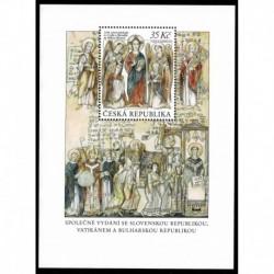2013 Repubblica Ceca evangelizzazione della grande Moravia congiunta
