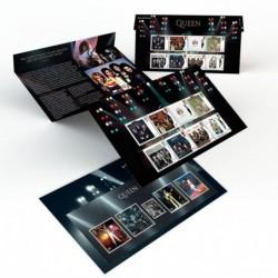 2020 Gran Bretagna Francobolli per celebrare i Queen Presentation Pack