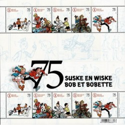 2020 Belgio anniversario di Spike e Suzy - fumetti