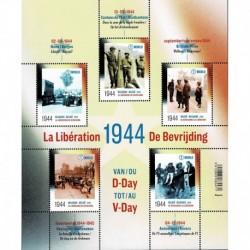 2019 Belgio WWII Guerra Mondiale 75° liberazione