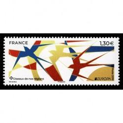 2019 Francia Europa tematica Uccelli serie