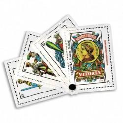 2020 Spagna Il gioco delle carte - unusual stamps