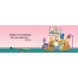 2019 Spagna foglietto The Simpsons